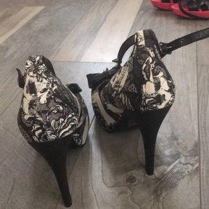 JustFab Shoes - Punk heels, Just Fab